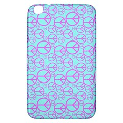 Peace Sign Backgrounds Samsung Galaxy Tab 3 (8 ) T3100 Hardshell Case