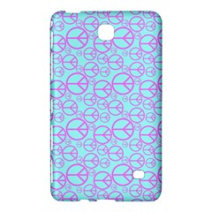 Peace Sign Backgrounds Samsung Galaxy Tab 4 (7 ) Hardshell Case