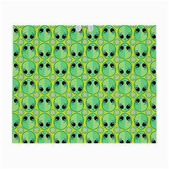 Alien Pattern Small Glasses Cloth (2 Side)