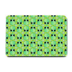 Alien Pattern Small Doormat