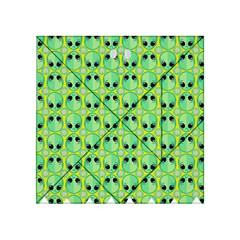 Alien Pattern Acrylic Tangram Puzzle (4  X 4 )
