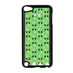 Alien Pattern Apple Ipod Touch 5 Case (black)