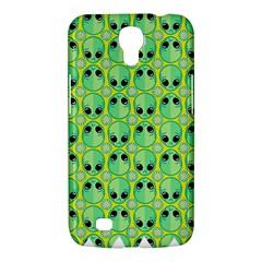 Alien Pattern Samsung Galaxy Mega 6.3  I9200 Hardshell Case