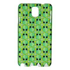 Alien Pattern Samsung Galaxy Note 3 N9005 Hardshell Case