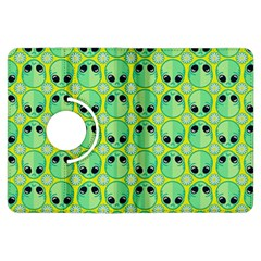 Alien Pattern Kindle Fire Hdx Flip 360 Case