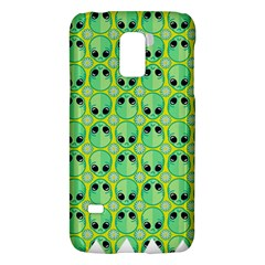 Alien Pattern Galaxy S5 Mini