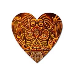 Alien Dj Heart Magnet