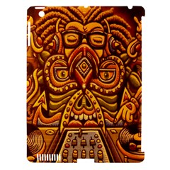 Alien Dj Apple iPad 3/4 Hardshell Case (Compatible with Smart Cover)