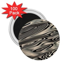 Alien Planet Surface 2.25  Magnets (100 pack)