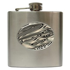 Alien Planet Surface Hip Flask (6 oz)