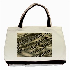 Alien Planet Surface Basic Tote Bag (Two Sides)