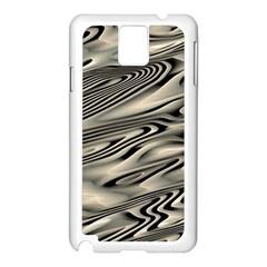 Alien Planet Surface Samsung Galaxy Note 3 N9005 Case (White)