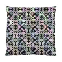 Peace Pattern Standard Cushion Case (two Sides)