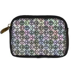 Peace Pattern Digital Camera Cases