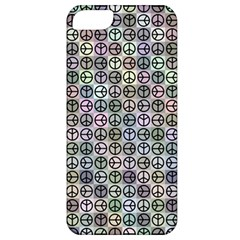 Peace Pattern Apple Iphone 5 Classic Hardshell Case