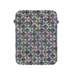 Peace Pattern Apple Ipad 2/3/4 Protective Soft Cases