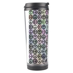 Peace Pattern Travel Tumbler