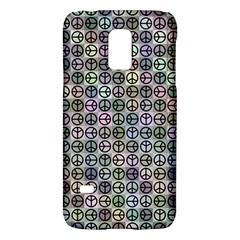 Peace Pattern Galaxy S5 Mini