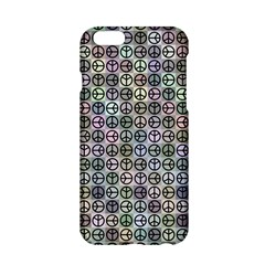 Peace Pattern Apple Iphone 6/6s Hardshell Case