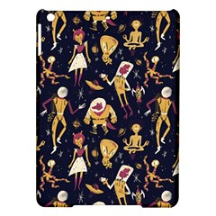 Alien Surface Pattern Ipad Air Hardshell Cases