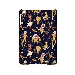 Alien Surface Pattern Ipad Mini 2 Hardshell Cases
