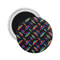 Alien Patterns Vector Graphic 2.25  Magnets