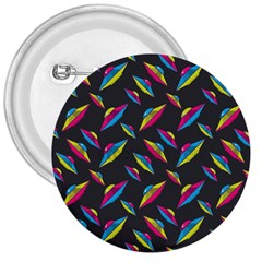 Alien Patterns Vector Graphic 3  Buttons