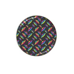 Alien Patterns Vector Graphic Hat Clip Ball Marker (4 Pack)