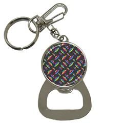 Alien Patterns Vector Graphic Button Necklaces