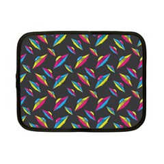 Alien Patterns Vector Graphic Netbook Case (small)