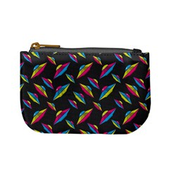 Alien Patterns Vector Graphic Mini Coin Purses