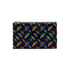 Alien Patterns Vector Graphic Cosmetic Bag (Small)