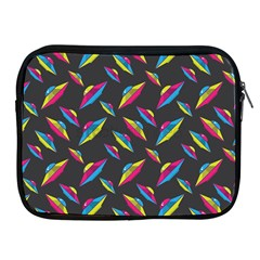 Alien Patterns Vector Graphic Apple Ipad 2/3/4 Zipper Cases