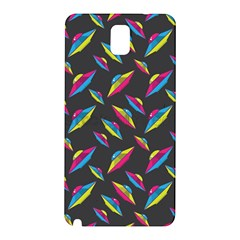 Alien Patterns Vector Graphic Samsung Galaxy Note 3 N9005 Hardshell Back Case