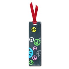 Peace & Love Pattern Small Book Marks
