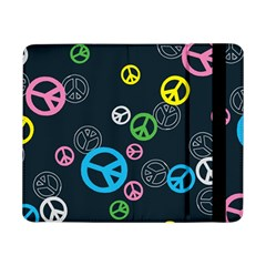 Peace & Love Pattern Samsung Galaxy Tab Pro 8.4  Flip Case