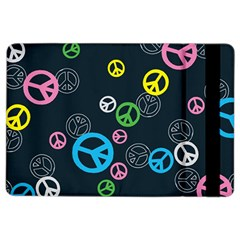 Peace & Love Pattern Ipad Air 2 Flip