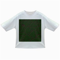 Alien Wires Texture Infant/Toddler T-Shirts