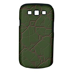 Alien Wires Texture Samsung Galaxy S III Classic Hardshell Case (PC+Silicone)