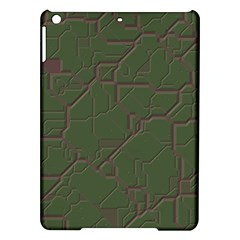 Alien Wires Texture Ipad Air Hardshell Cases