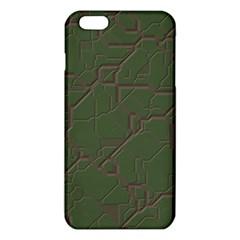 Alien Wires Texture iPhone 6 Plus/6S Plus TPU Case