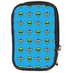 Alien Pattern Compact Camera Cases