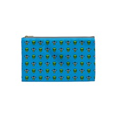 Alien Pattern Cosmetic Bag (small)