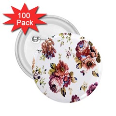 Texture Pattern Fabric Design 2.25  Buttons (100 pack)