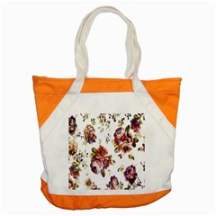 Texture Pattern Fabric Design Accent Tote Bag