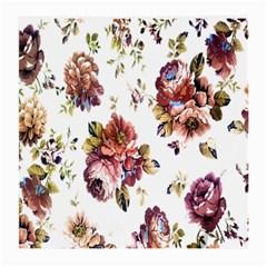 Texture Pattern Fabric Design Medium Glasses Cloth (2 Side)