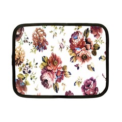 Texture Pattern Fabric Design Netbook Case (small)