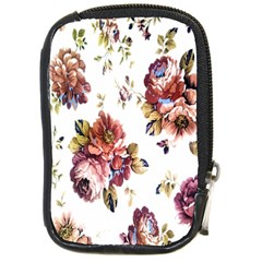 Texture Pattern Fabric Design Compact Camera Cases
