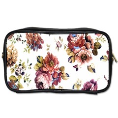 Texture Pattern Fabric Design Toiletries Bags