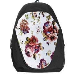 Texture Pattern Fabric Design Backpack Bag